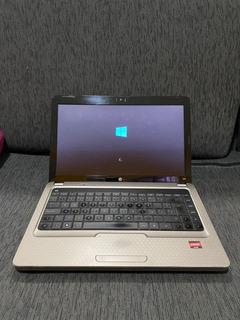 Notebook Hp G42 Amd Athlon Ii Dual Core 4gb Ram Ddr3 250gb