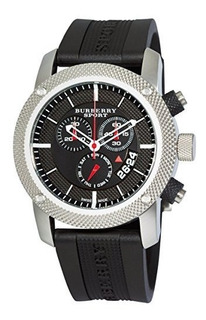 Burberry Sport Swiss Cronografo Reloj Unisex Hombres Mujeres