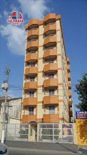 Apartamento Com 2 Dormitórios À Venda, 77 M² Por R$ 350.000,00 - Centro - Mongaguá/sp - Ap1141