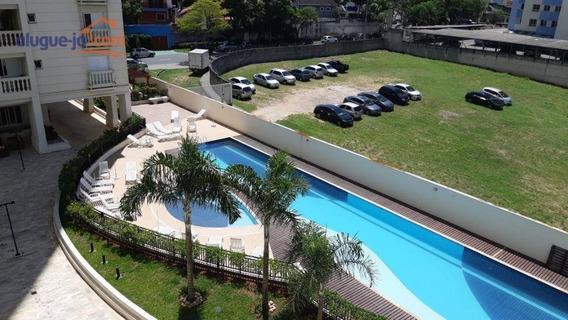 Apartamento Com 3 Dormitórios Para Alugar, 90 M² Por R$ 2.000/mês - Jardim Esplanada Ii - São José Dos Campos/sp - Ap8403