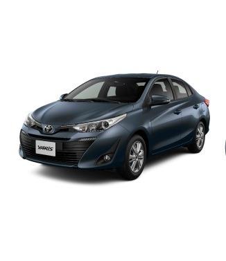 Toyota Yaris 4ptas Xs Varios Colores