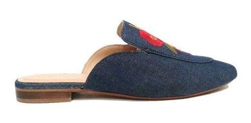 Zapato Mule Lady Paulina Nelva Levis