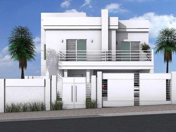 Casa Jardim Esplanada Ii, Ac250m2, At 300m2