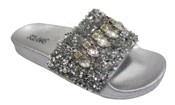 Sandalias Para Dama Solanas