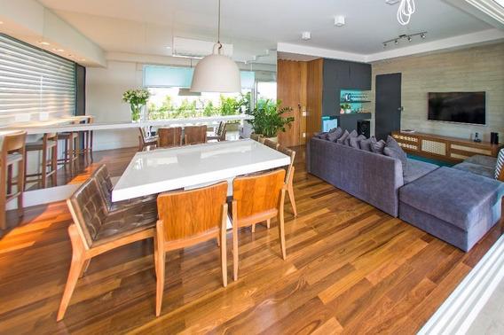 Vendemos Um Excelente Apartamento No Itaim, 170 M2, 3 Suítes 3 Vagas - Ap0760