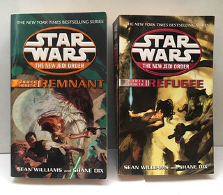 Star Wars. The New Jedi Order. Trilogía Force Heretic 1 Y 2