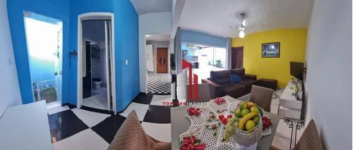 Casa À Venda, 160 M² Por R$ 700.000,00 - Jardim Brasil - São Paulo/sp - Ca0211