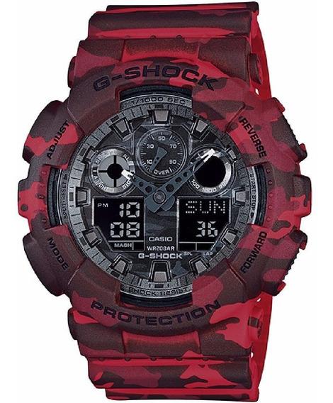 Reloj Casio Ga-100cm-4a Hombre G-shock Envio Gratis