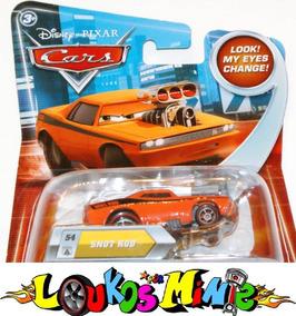 Disney Cars Snot Rod Look My Eyes Lacrado Original Mattel