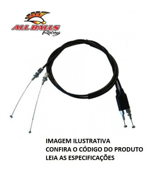 Cabo Acelerador All Balls - Honda Crf 250r 10-13 450r 09-16