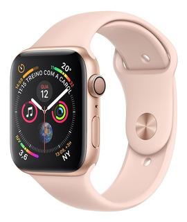 Relógio Apple Watch Serie 4 44mm Novo Lacrado Original Smart