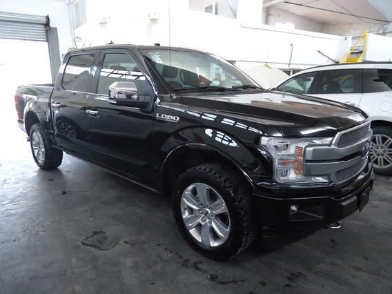 Ford Lobo Platinum Doble Cabina 4x4 2018