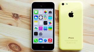 iPhone 5c Amarelo Pouco Tempo De Uso