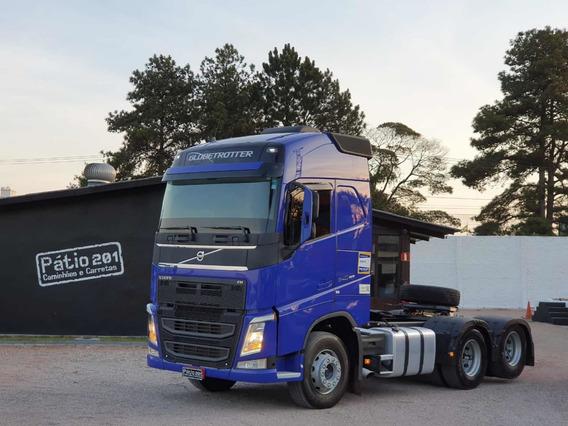 Volvo New Fh 540 6x4 Bug Leve 2018 Ishift