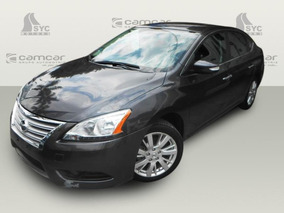 Nissan Sentra 1.8 Exclusive Navi At Sin Enganche Sin Aval