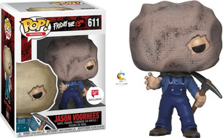 Funko Pop! Jason Voorhees 611 - Friday The 13