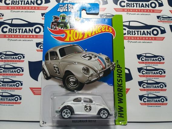 Volkswagen Beetle 191/250 Hw Workshop 2014 Hot Wheels 1/64