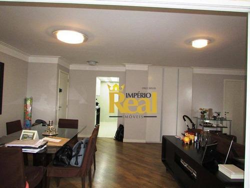 Imagem 1 de 21 de Apartamento À Venda, 132 M²- Barra Funda - São Paulo/sp - Ap6825