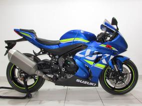 Suzuki Gsx-r 1000 - 2019 Azul - 0 Km
