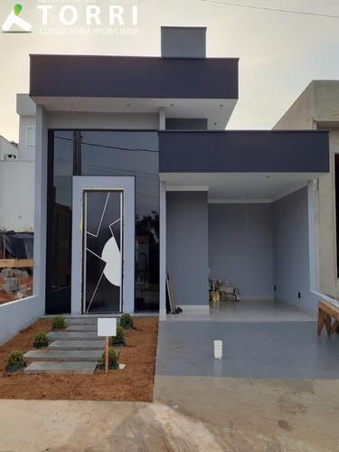 Imagem 1 de 25 de Casa À Venda No Condomínio Terras De São Francisco - Cc00307 - 69561461