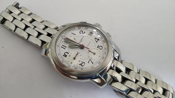 Relógio Suíço Baume & Mercier Automatico Impecável C/estojo