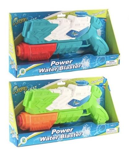 Pistola De Agua Aqua Quest Titanweb