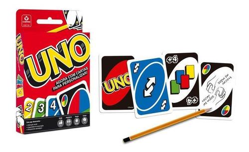 Imagem 1 de 2 de Jogo De Cartas Uno - Copag
