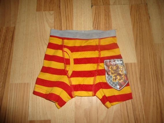 Harry Potter Ropa Interior Para Infante *set De 2* Talla 4