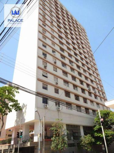 Apartamento Com 3 Dormitórios À Venda, 150 M² Por R$ 395.000,00 - Centro - Piracicaba/sp - Ap0134