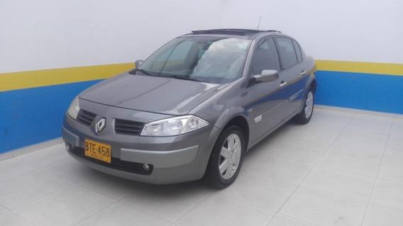 Renault Mégane Ii Dynamique 2006