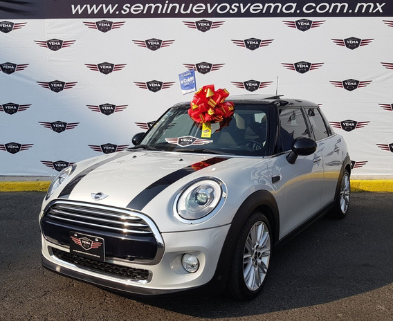 Mini Cooper 2017 1.5 Pepper 5 Puertas At
