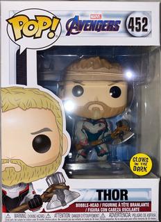 Funko Pop! Avengers: Endgame - Thor #452 Glow In The Dark