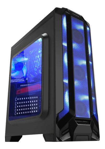 Pc Gamer Core I7 Turbo 3.8ghz Ssd 120gb 8gb Gt710 2gb Novo!