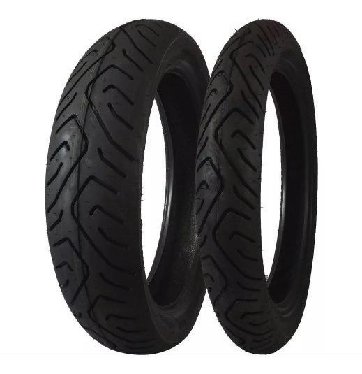 Par Pneu 140 70 17 + 100 80 17 Fazer Twister Cb Next 250 Rem