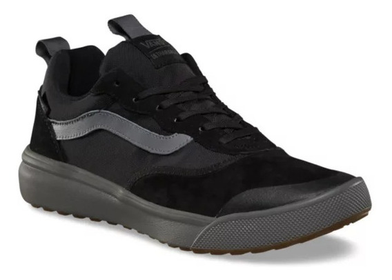 Zapatillas Vans Negro Oiginales Ultrarange