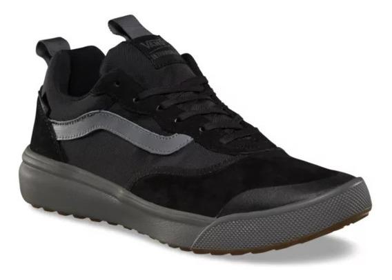 Zapatillas Vans Negro Oiginales Ultrarange