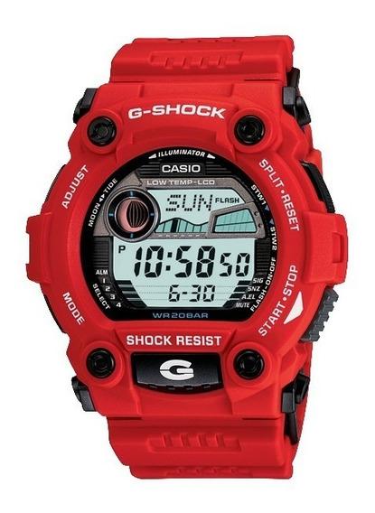 Relógio Casio G-shock Fases Lua G7900a Várias Cores Original