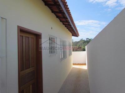 Casa Para Venda Em Mogi Das Cruzes, Vila São Paulo, 2 Dormitórios, 1 Suíte, 1 Banheiro, 2 Vagas - 1241
