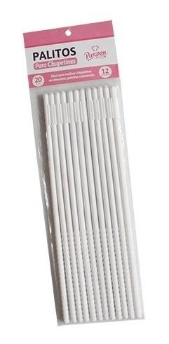 Palitos Para Chupetines De 20 Cm - Parpen
