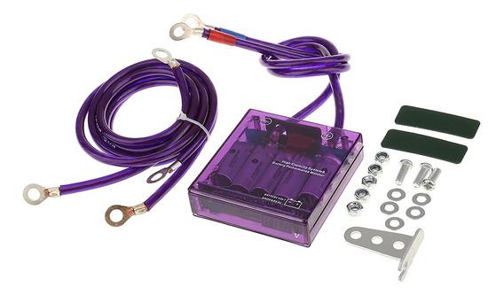 Universal Car Fuel Saver Voltagem Regulador Estabilizador Co