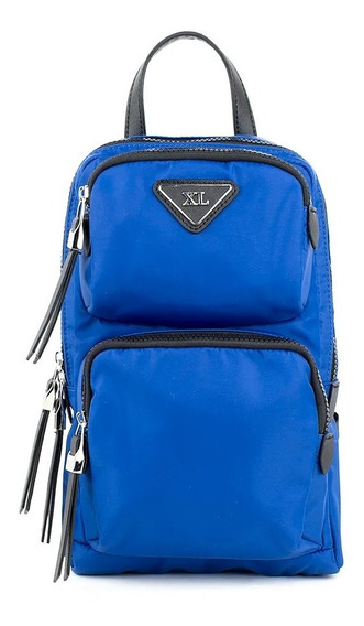 Dan Mochila - Azul Marca Xl