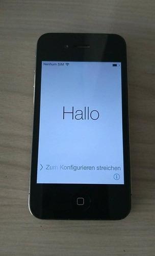 iPhone 4 Para Retirada De Peças Leia O Anúncio