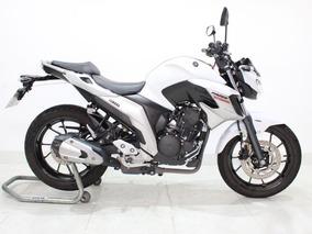 Yamaha Fz25 Fazer Abs 2019 Branca