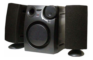 Vibe Vibe Vs-521-sw Subwoofer Speaker System Black