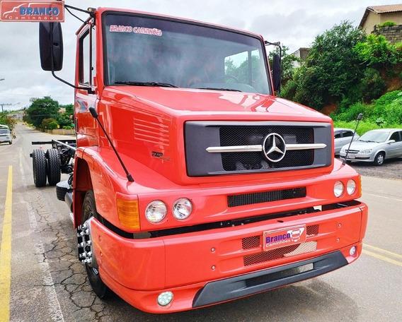 Caminhão Mb L1318, Ano 2008,165000 Km,o Mais Novo Do Brasil!