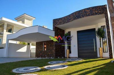 Casa Com 4 Quartos À Venda, 350 M² Por R$ 1.290.000 - Shambala Ii - Atibaia/sp - Ca0233