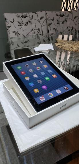iPad 4 Geracao 16g Retina Preto + Teclado Bluetooth Logitech