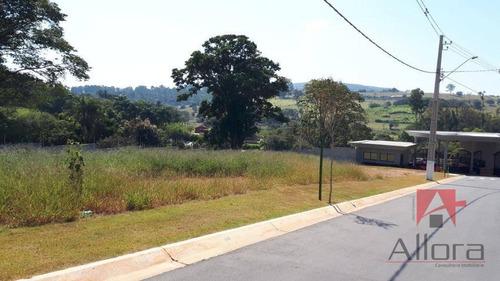 Terreno De 300,34m2  Á Venda, Residencial San Vitale, Condomínio Fechado, Bragança Paulista.* 10% De Entrada E Parcela Em Até 96x** - Te0593