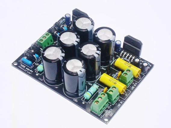 Placa Amplificador Hi End Stereo M2682 Mackout