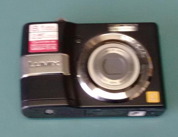 Camera Panasonic Lumix Ls80 (com Defeito)